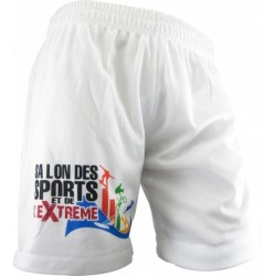Short de sport homme personnalise logo club supporter
